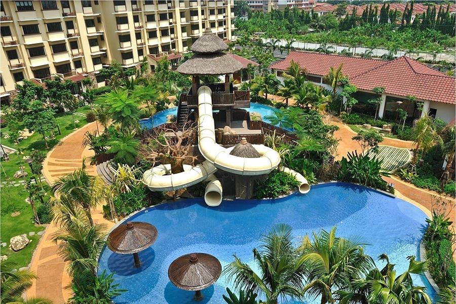 Complejo Residencial - Kuala Lumpur Malasia